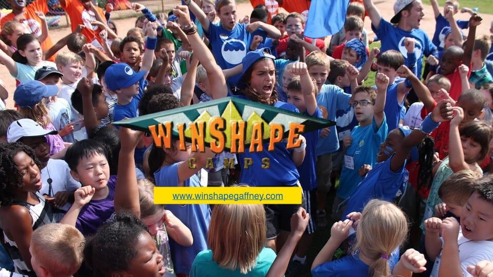 Winshape Camp 2016 – Gaffney, SC