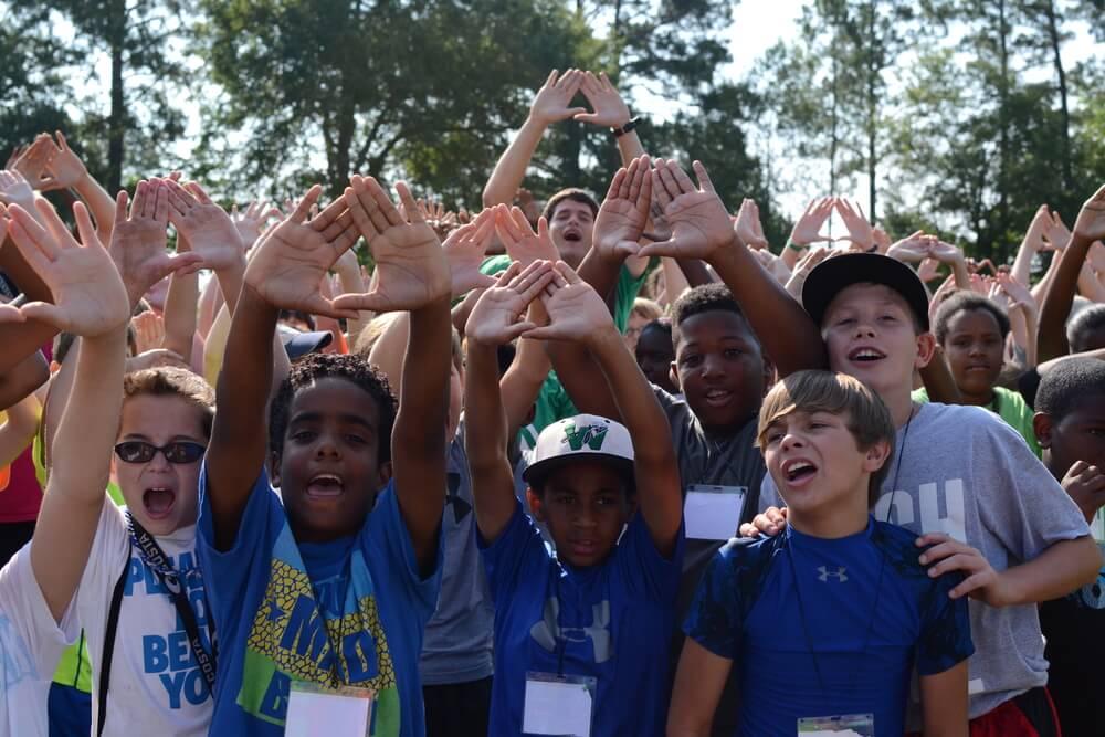 FOLLOW – Winshape Camp 2016 Theme