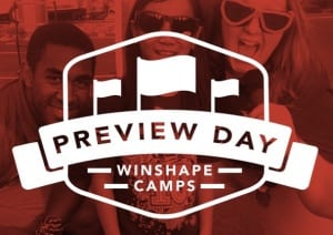 Winshape Camp Preview Day