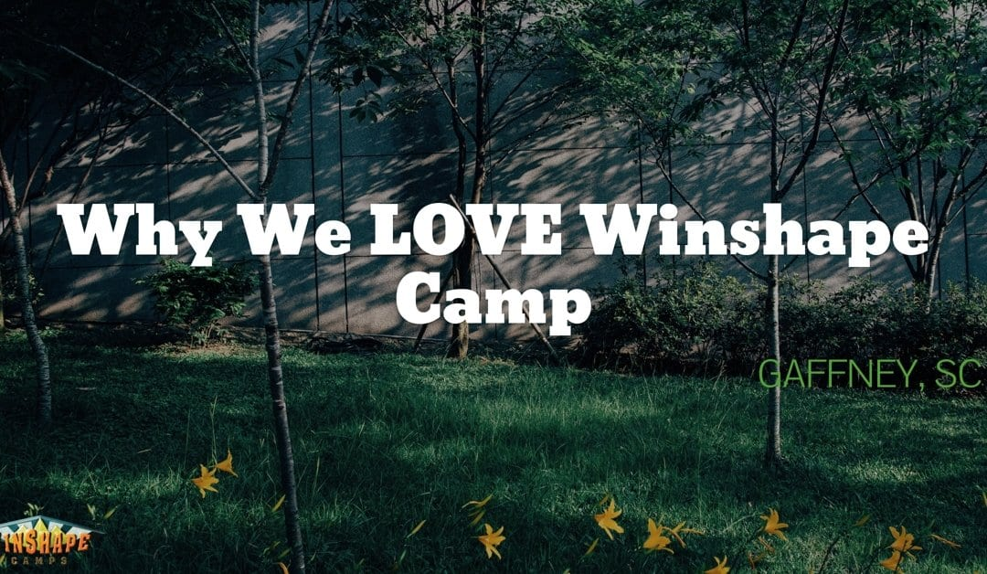 Why We Love Winshape Camp Reason #43: Motivational Braveheart Speeches