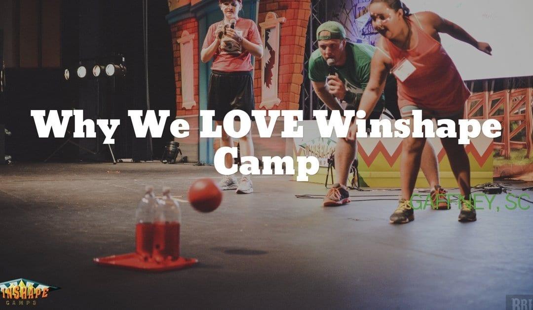 Why We LOVE Winshape Camp Reason #4: Worship