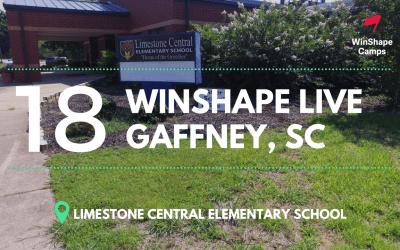 Winshape Live 18 – #winshapecamp
