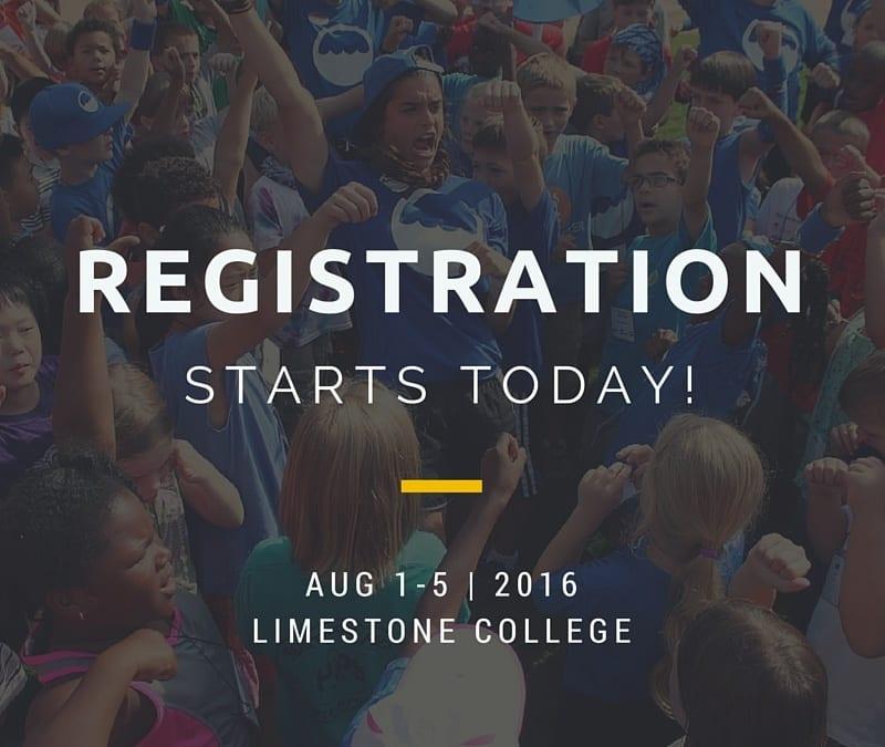Winshape Camps Registration Begins Today!