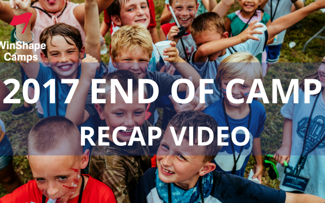 WinShape Camp Gaffney, SC 2017 End of Camp Video #winshape